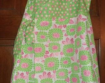 Bright and Cheerful Little girl dress