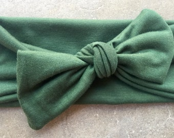 Green goddess bow
