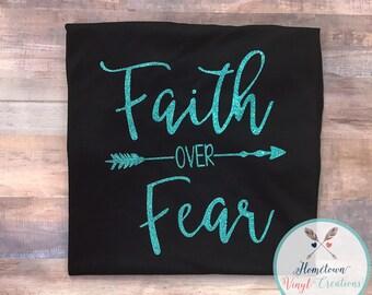 Faith over Fear!!