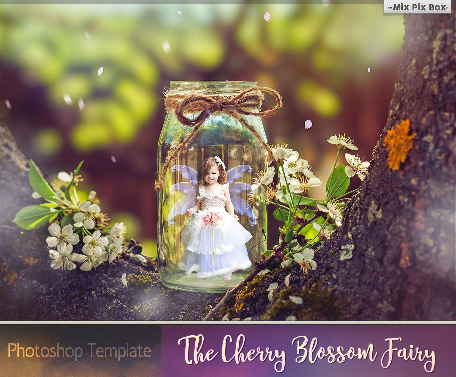 Digital backdrop fairy photoshop template scene photoshop digital backdrop fairy photoshop template scene photoshop digital backgrounds fairy psd template childrens backdrop psd fairy in jar baditri Images