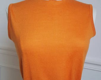 50's Sleeveless sweater
