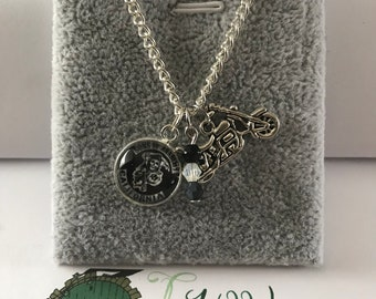 Handmade Sons of Anarchy Inspired Necklace