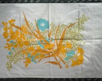 Burlington House Asian Floral Pillow Case