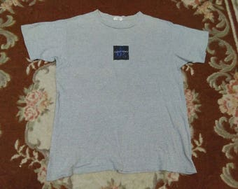 vintage CALVIN KLEIN t shirt size s-m made in USA
