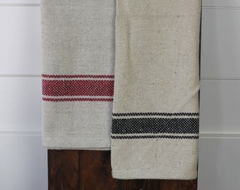 Cotton Kitchen Towels -Set of 2