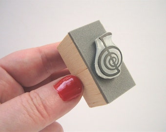 CHO KU REI Rubber Stamp. Traditional Japanese Reiki Rubber Stamp.