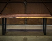 Figured Black Walnut Dini...