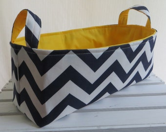 Diaper Caddy, baby caddy, Storage bin, Fits 50 size 1 diapers