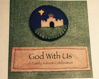 Advent Book God With Us: A Family Advent Celebration (Devotional)
