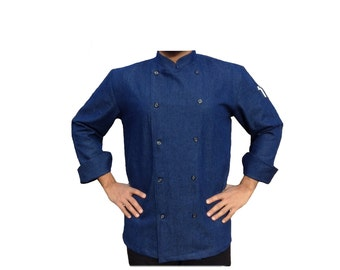 Handmade/Chef Coats/Chef Jackets/Chef apparel/Free Shipping!! Gift's for Him/Her! Valentine's Day Special!