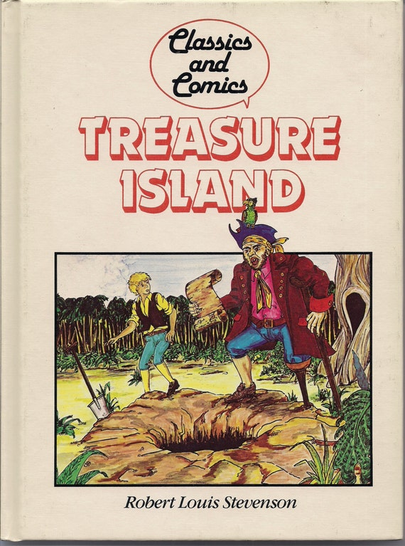 an analysis of the treasure island novel by robert louis stevenson Included as an addendum at the end of the book is the essay, my first book: treasure island by robert louis stevenson on the writing of his classic also included are a helpful glossary of nautical and historical terms, an introduction, author bio, and bibliography.