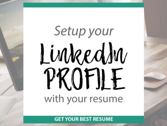 LinkedIN Profile Writing Turn your résumé into your LinkedIN