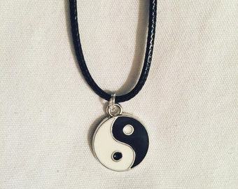 Yin & Yang necklace