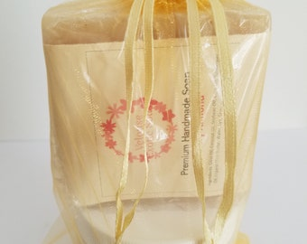 Cherry Almond soap & lotion Set