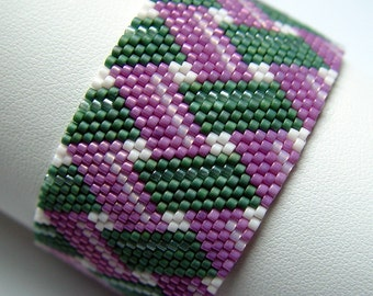 Spring Ribbons Cuff