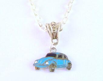 VW Beetle Necklace