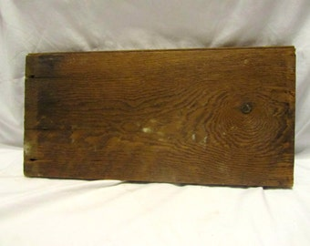 Reclaimed Barn Wood Plaques & Panels For DIY Projects- Extra Large