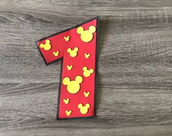 Mickey Number