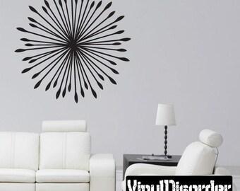 Dandelion Vinyl Wall Decal Or Car Sticker - Mv021ET