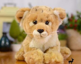 Mountain Lion Stuffed Animal Plush Toy