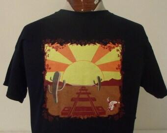 """Grateful Dead Shirt """"Ripple"""" shirt."""