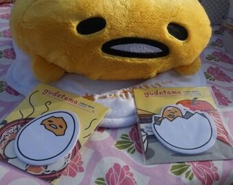 Gudetama the lazy egg Memo's