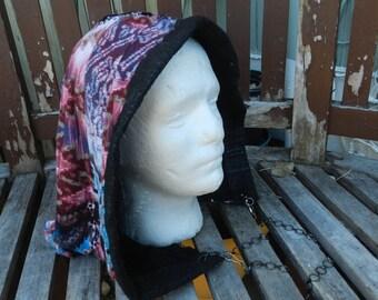 Snake Queen Festival Hood