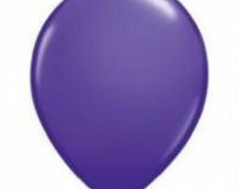 28cm Fashion Purple Violet