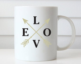 Love Mug, Love Coffee Mug, Valentines Mug, Valentines Day Mug, Valentines Day Gift, Girlfriend Mug Girlfriend Gift, Gift for Her Anniversary