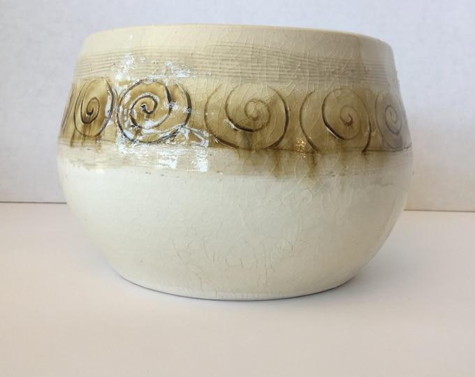 Handthrown Pottery