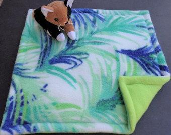 Cat Nap Mat Kitten Bed Catnip Pet Bedding Play Crate Gift Tropical; Refillable Organic Catnip