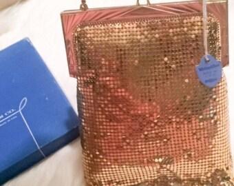 Vintage Whiting & Davis Bag