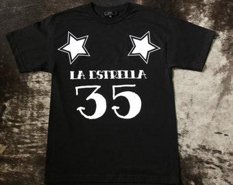 La Estrella T-Shirt. M-3XL