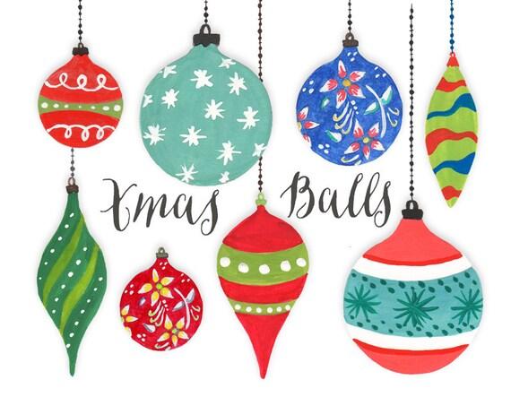 christmas clipart christmas tree balls christmas holiday clipart rh etsystudio com christmas holiday clipart images christmas holiday clipart background