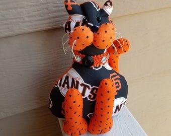 San Francisco Giants Baseball Cat