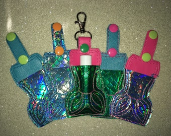 Mermaid Lip Balm Holder