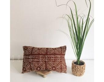 African mudcloth pillow / pillowcases Bogolan Mali