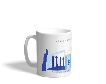 Kansas City Royals World Series Mug