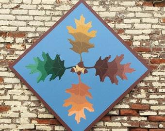 Seasons of Oak