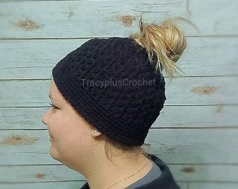 Messy Bun hat. Bun beanie. Bun hat. Messy bun beanie.Crochet Bun hat.Crochet Bun beanie. Ponytail hat.Ponytail beanie. Crochet Ponytail hat.