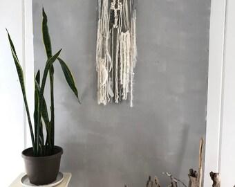 A Deeper Sense of Purpose: Macrame Wall Hanging