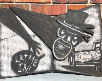 The Babadook Book Wall Decor / Pop-up Replica