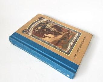 Hollow Book Safe Series of Unfortunate Events Carnivorous Carnival Secret Compartment Stash Box