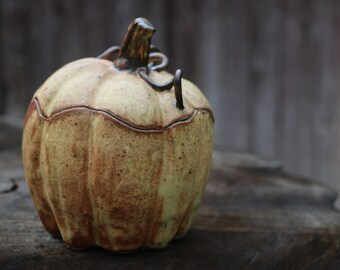 Ceramic Pumpkin Fall Thanksgiving Table Decoration