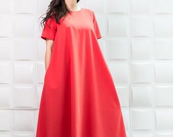 Summer Maxi Dress/ Plus Size Dress/Plus Size Caftan/ Beach Caftan/ Caftan Dress/ Prom Dress/Maternity Dress /by FRKT D0026