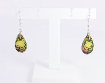 Gouttess earrings spring