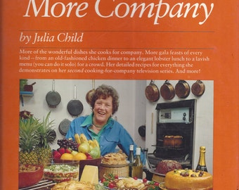 Julia Child & More Company by Julia Child, E. S. Yntema