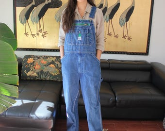 Vintage Liberty Denim Overalls L