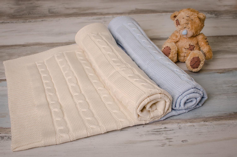 baby decke ko tex sommer baby decke knitt decke f r baby. Black Bedroom Furniture Sets. Home Design Ideas
