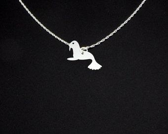 Sea Lion Necklace - Sea Lion Jewelry - Sea Lion Gift